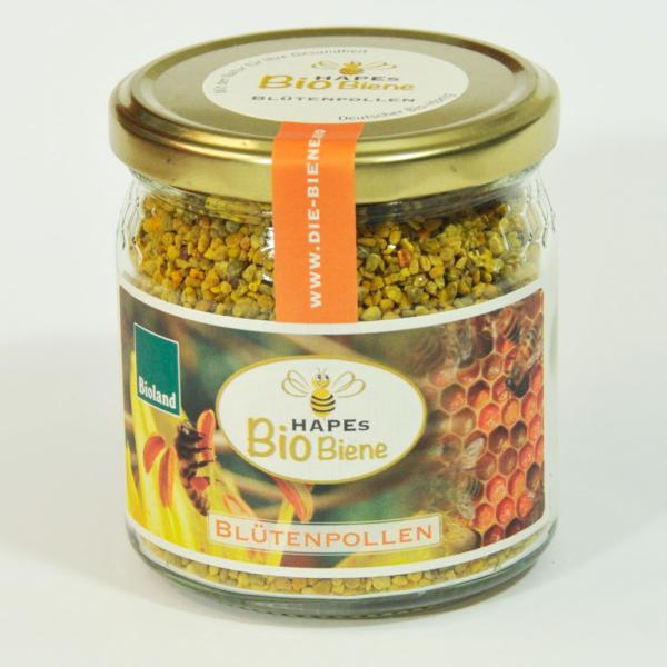 honig-kaufen-gesund-bio-imker-pollen-bluetenpollen-250g