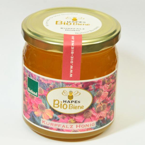 honig-kaufen-gesund-bio-imker-sommerbluetenhonig-Kurpfalzhonig-500g